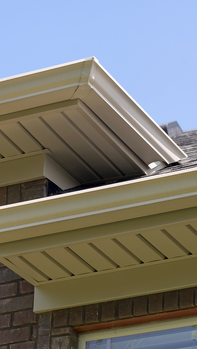 Sofit and Fascia Repair Columbus, OH | B&T Roofing